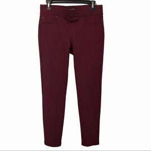 Liverpool Sienna Pull-On Legging 6/28 Port Wine